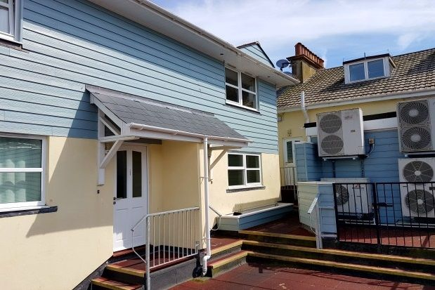 2 bed link-detached house to rent in Torbay Road, Paignton