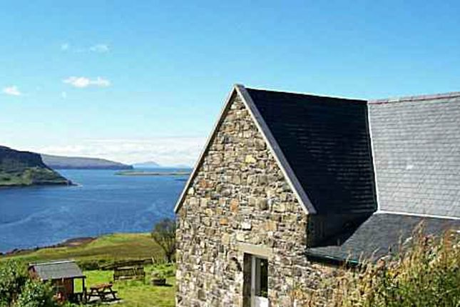 Thumbnail Detached house for sale in 32 Lochbay, Waternish