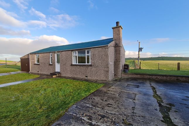 3 bed detached bungalow for sale in Orphir Road, Kirkwall, Orkney KW15