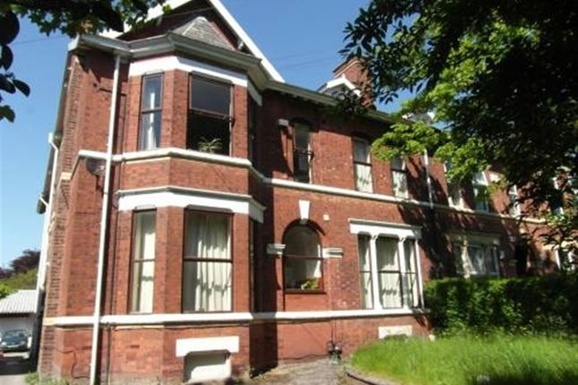Thumbnail Studio to rent in Wilbraham Road, Chorlton, Manchester, Greater Manchester