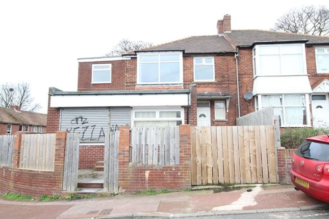 Thumbnail Flat for sale in Westholme Gardens, Newcastle Upon Tyne