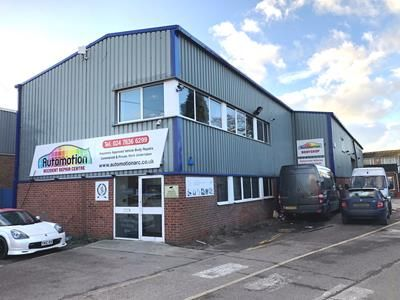 Thumbnail Light industrial for sale in Unit 7, Crondal Road, Bayton Road Indutrial Estate, Coventry, Warwickshire