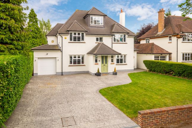 Thumbnail Detached house for sale in The Gallop, Sutton, Surrey