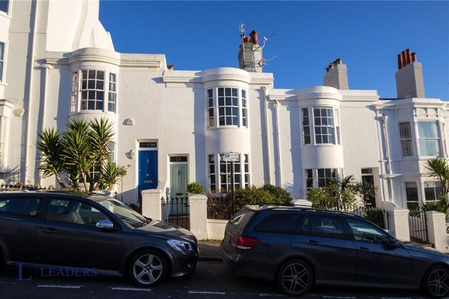 Thumbnail Terraced house for sale in Victoria Street, Brighton, East Sussex