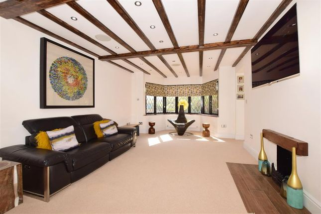 Thumbnail Detached house for sale in Manor Way, Purley, Surrey