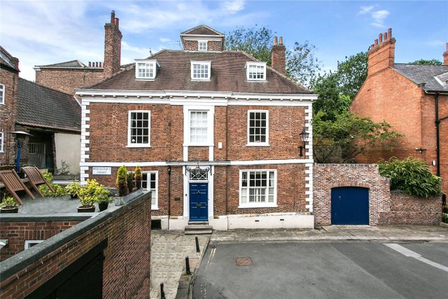 Thumbnail Detached house for sale in Precentors Court, York