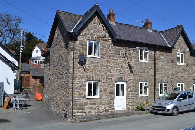 Thumbnail Semi-detached house for sale in Y Bwthyn, Llandinam, Powys