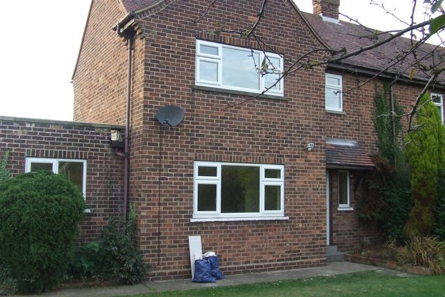 Thumbnail Terraced house to rent in Elloughton Road, Elloughton, Brough