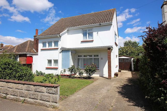 Thumbnail Detached house for sale in Gainsford Avenue, Clacton On Sea