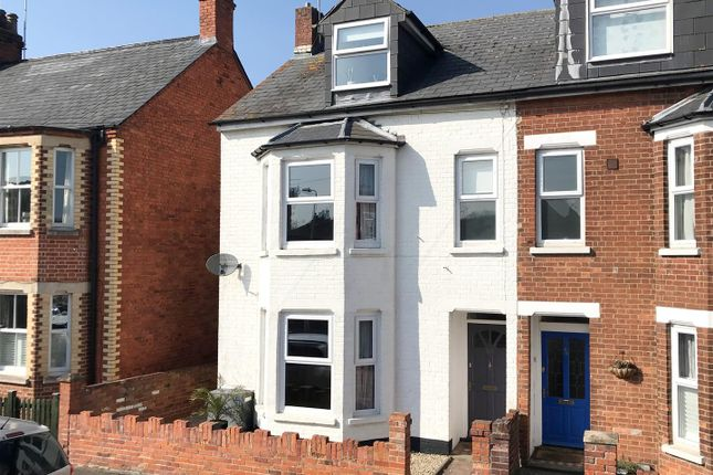 Semi-detached house for sale in Craven Road, Newbury