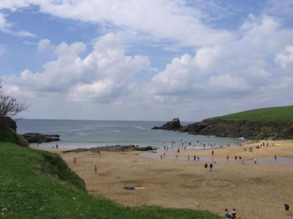 Thumbnail Bungalow for sale in Trevone, Padstow, Cornwall
