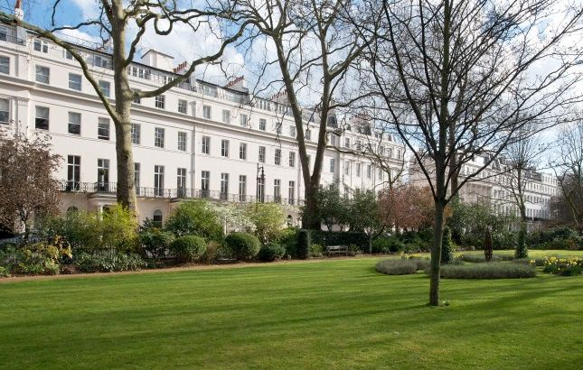 Thumbnail Terraced house for sale in Eaton Square, Belgravia