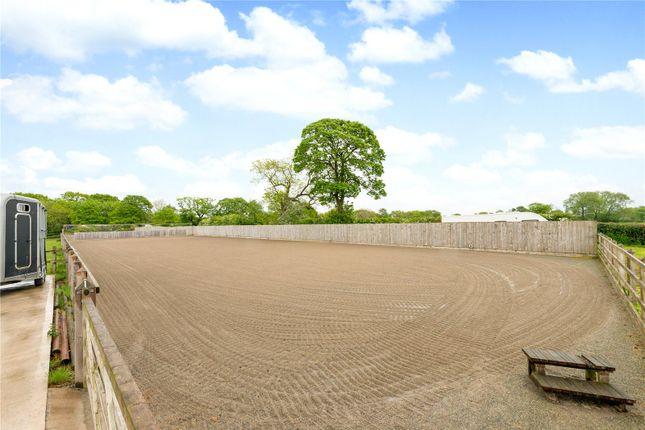 Arena of Pickmere Lane, Pickmere, Knutsford, Cheshire WA16