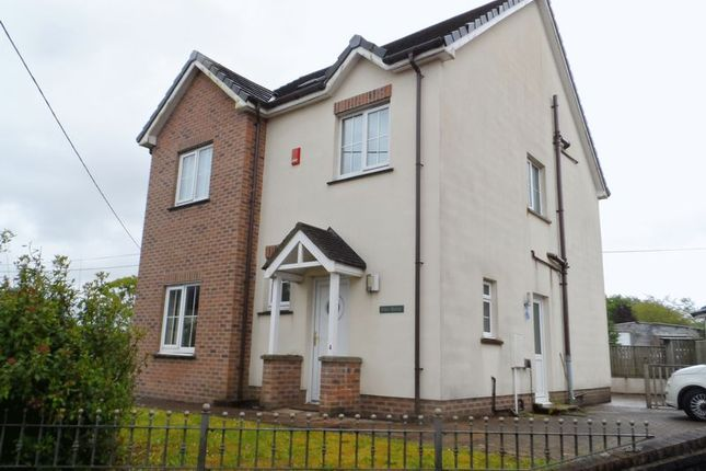 Thumbnail Detached house to rent in Llys Y Foel, Foelgastell, Llanelli