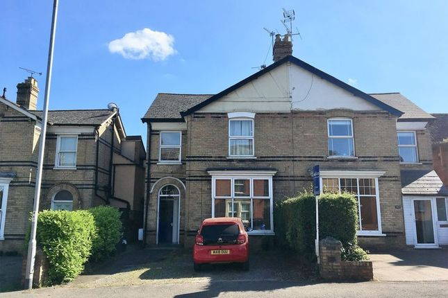 Thumbnail Flat for sale in Greenway Road, Taunton