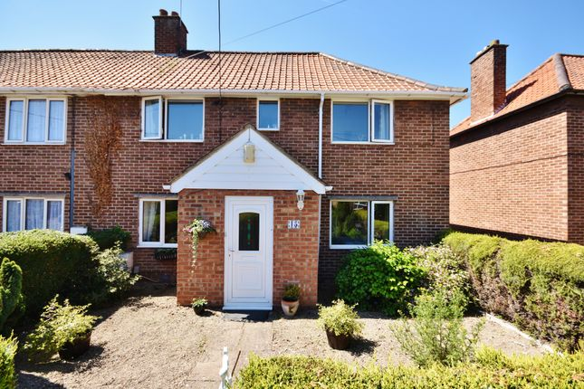 Thumbnail Semi-detached house for sale in Glyn Avenue, Didcot