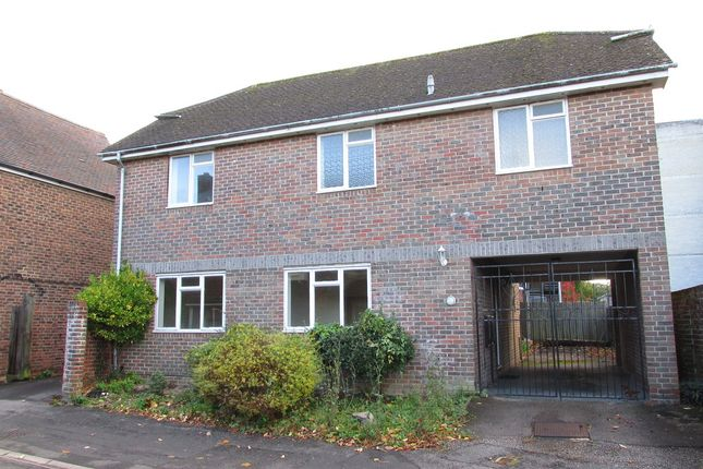 Thumbnail Detached house for sale in The Lane, Gosport