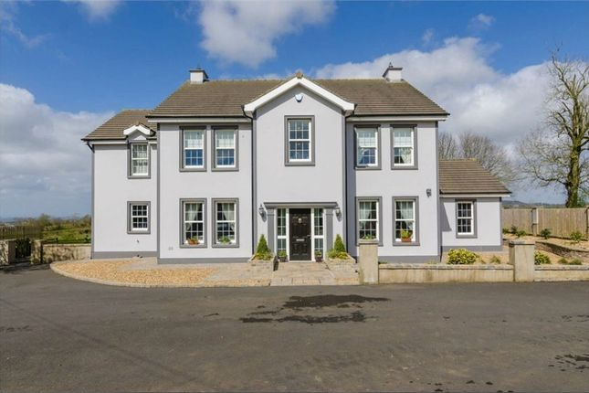Thumbnail Detached house for sale in Tobergill Road, Templepatrick, Ballyclare, County Antrim