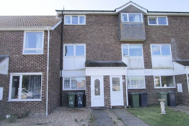 Thumbnail Maisonette to rent in Marlborough Green Crescent, Martham, Great Yarmouth