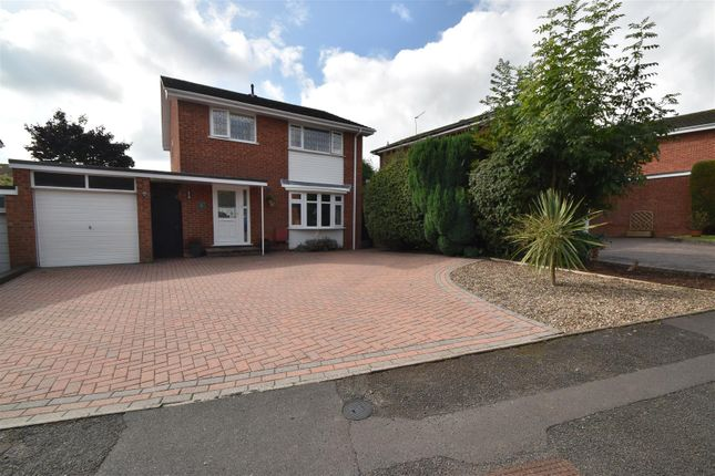 Thumbnail Link-detached house for sale in Leycroft, Droitwich