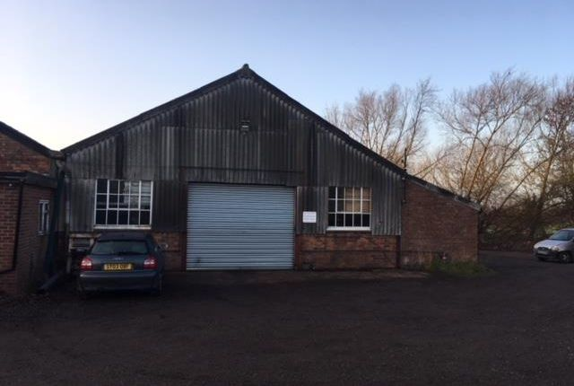 Thumbnail Warehouse to let in Unit E, Syston Mills Industrial Estate, Mill Lane, Syston, Leicester