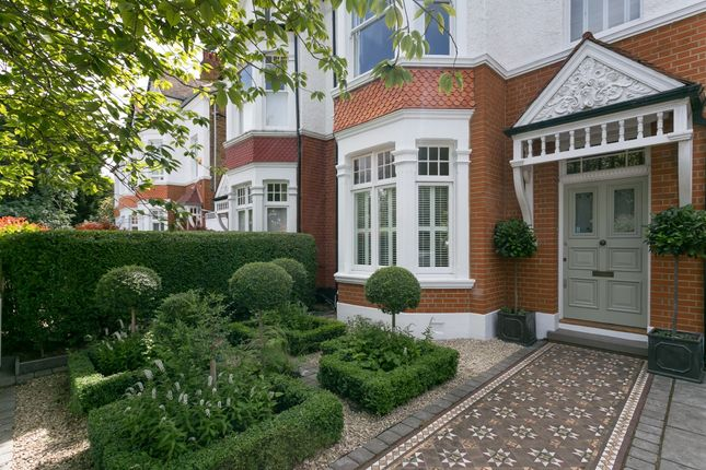Thumbnail Semi-detached house to rent in Eynella Road, London