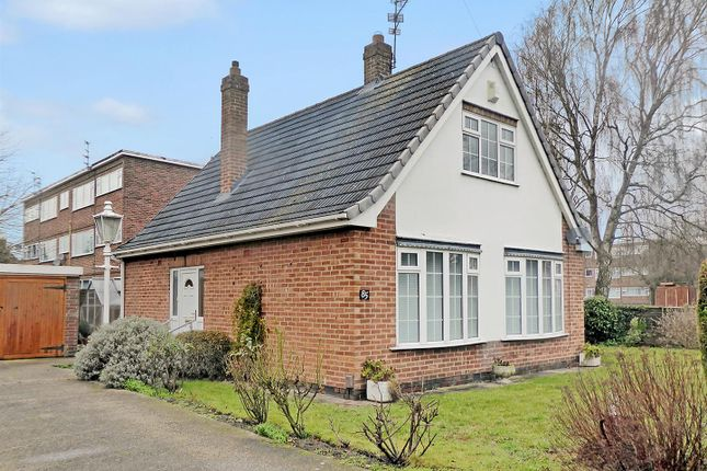 Thumbnail Detached bungalow for sale in High Road, Toton, Nottingham