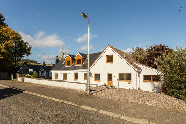 Thumbnail Detached house for sale in Lomond Bank, Glenfarg, Perthshire
