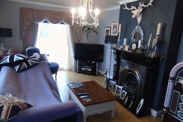 Thumbnail Semi-detached house for sale in Kenmore Crescent, Greenside, Ryton