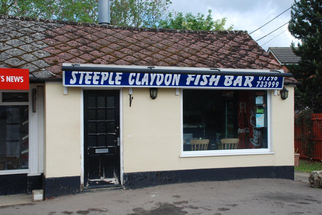 Chippy of North End Road, Steeple Claydon, Buckingham, Buckinghamshire MK18