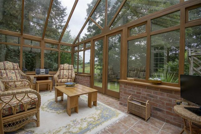 Conservatory of Llanfechain SY22