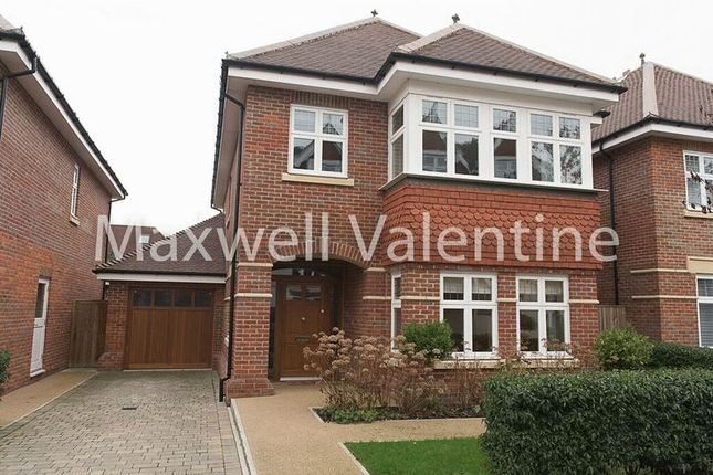 Thumbnail Detached house to rent in Queen Elizabeth Crescent, Beaconsfield