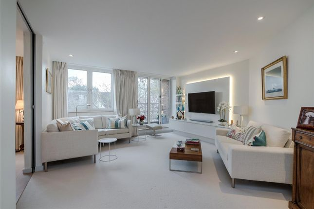 Thumbnail Flat for sale in Boleyn Lodge, 2 Marryat Road, London