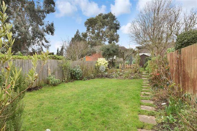 Thumbnail End terrace house for sale in Waddon Park Avenue, Croydon, Surrey