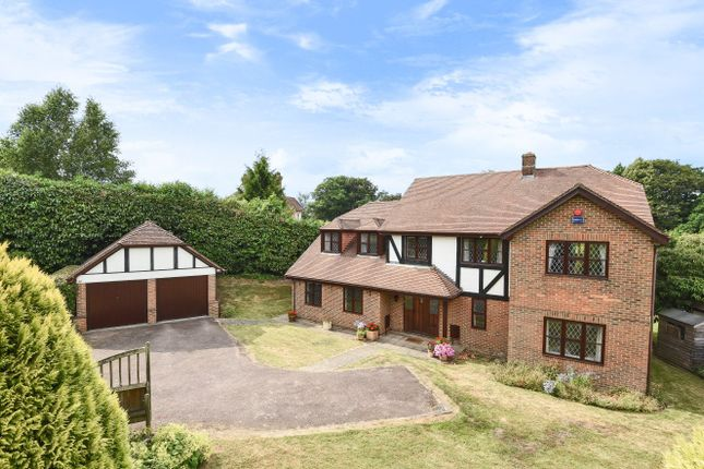 Thumbnail Detached house for sale in Turners Green, Sparrows Green, Wadhurst