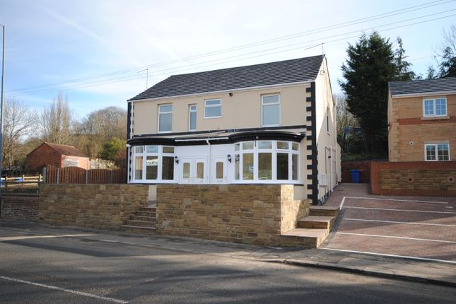 Thumbnail Flat for sale in Flats, 799 Sheffield Road, Unstone, Chesterfield