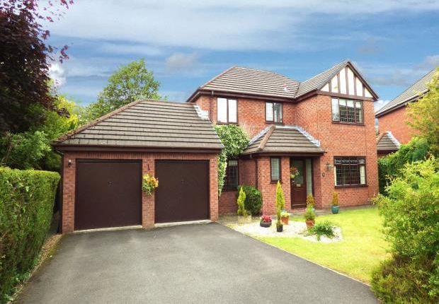 Thumbnail Detached house for sale in Somerset Park, Fulwood, Preston