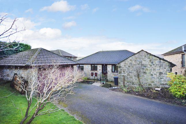 Thumbnail Detached bungalow for sale in Allergill Park, Upperthong, Holmfirth