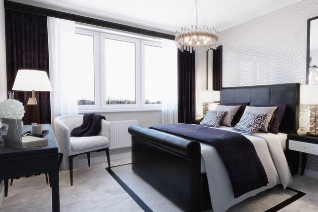 """Second Bedroom of """"Callow House"""" at The Ridgeway, Mill Hill, London NW7"""