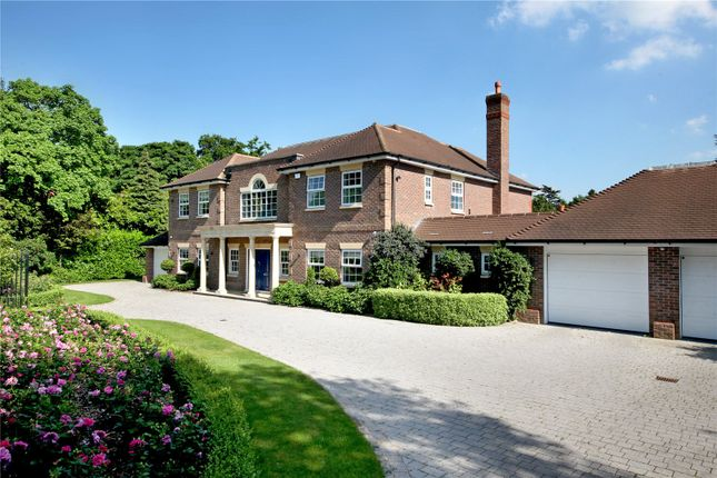 Thumbnail Detached house for sale in Camp Road, Gerrards Cross, Bucks