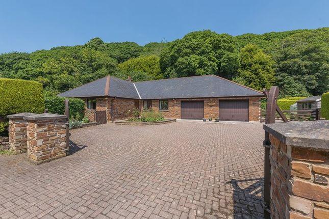 3 bed detached bungalow for sale in Bridge Moor, Redruth