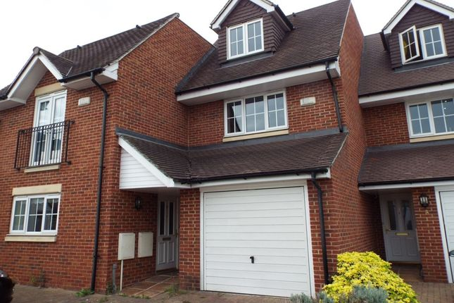 Thumbnail Semi-detached house to rent in Hayling Close, Cippenham, Slough