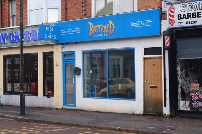 Fish Amp Chip Shop Bournemouth BH8