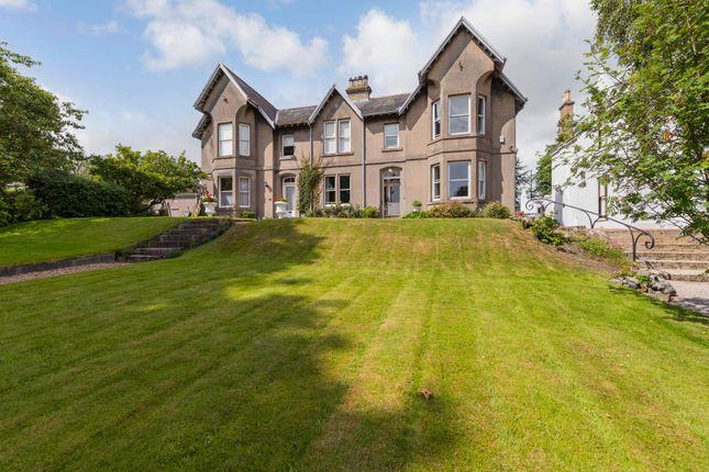 Thumbnail Semi-detached house for sale in Viewforth, 121 Rose Street, Dunfermline