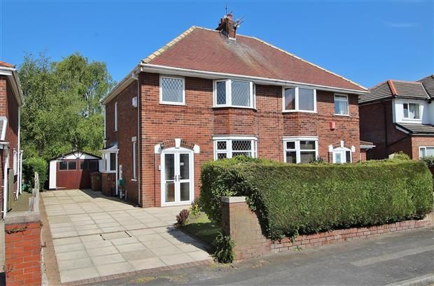 Thumbnail Property to rent in West End, Penwortham, Preston