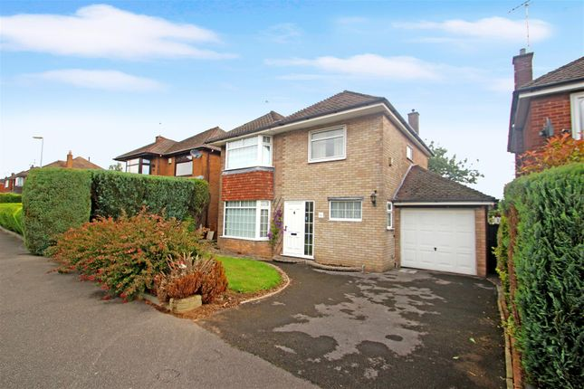 Thumbnail Detached house for sale in Sutherland Crescent, Blythe Bridge, Stoke-On-Trent