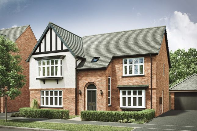 """5 bed detached house for sale in """"The Chesterfield 4th Edition"""" at Northampton Road, Rushden NN10"""