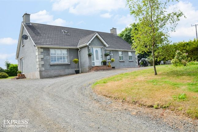 Thumbnail Detached bungalow for sale in Carnalbanagh Road, Broughshane, Ballymena, County Antrim