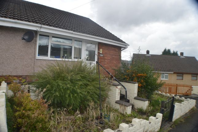 Thumbnail Bungalow for sale in Darren Road, Briton Ferry, Neath
