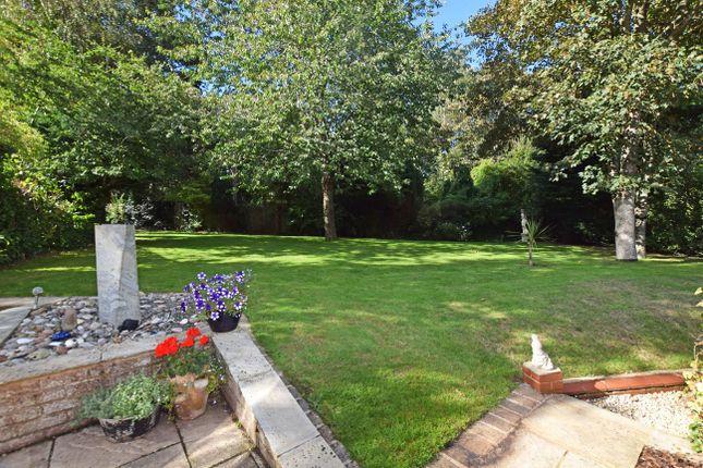 Garden of Miller Way, Exminster, Exeter EX6